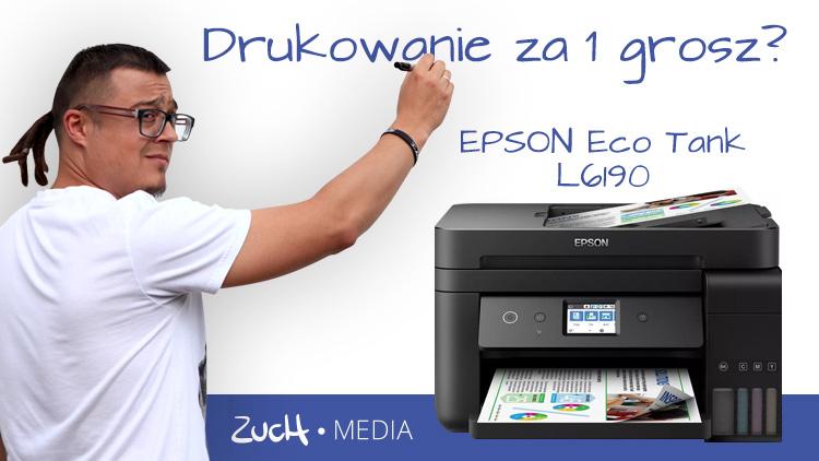 EPSON Eco Tank L6190